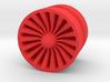 TURBINE_1814RS - LEGO-compatible Custom Rims 3d printed