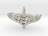 Mom Pendant Heart 3d printed