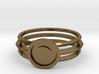 Vault Dweller's ring 3d printed
