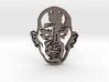 Zombie 0 Pendant 3d printed
