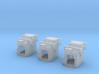 Weisman Gearbox 3d printed