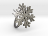 Snowflake Ring 1 d=19mm h21d19 3d printed