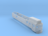 CNR D-1 Gas-Electric Car Body Shell - Late Version 3d printed