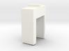Merillat Cabinet rear drawer slide bracket (L) 3d printed