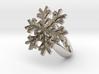 Snowflake Ring 1 d=16.5mm h35d165 3d printed
