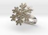 Snowflake Ring 1 d=17.5mm h35d175 3d printed