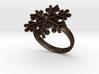 Snowflake Ring 1 d=18.5mm h35d185 3d printed