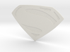 New Superman Dawn of Justice Chest Emblem 2nd Part 3d printed