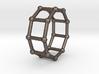 0428 Nonagonal Prism (a=1cm) #002 3d printed