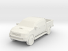 10mm (1/144) 2007 Toyota Hilux (reinforced bed) 3d printed