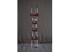 """12"""" Sutro Tower 3d printed Painted Sutro Tower 1:1000 scale"""