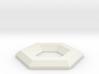 NXS - Basic Hex 3d printed