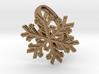 Snowflake Ring 1 d=19.5mm h35d195 3d printed
