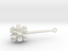 Mace Keychain 3d printed