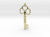 Love Key 3d printed