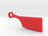 Oar Keychain 3d printed