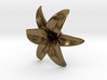 Lily Blossom (large) 3d printed