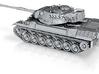 WIP Leopard 1 1:100 15mm wargames 3d printed