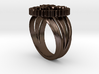 SteamPunk Ring BETA 3d printed