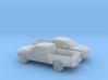 1/160 2X 1997-04 Dodge Dakota Extendet Cab 3d printed