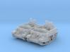 Universal Carrier Mk.II - (1:87 HO) - (2 Pack) 3d printed