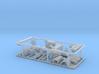 1/600 Scale Gun Leander Upgrade Kit 3d printed