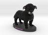 Custom Dog Figurine - Magoo 3d printed
