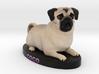 Custom Dog Figurine - Coco 3d printed