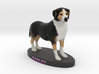 Custom Dog Figurine - Barley 3d printed