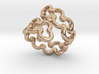 Jagged Ring 15 - Italian Size 15 3d printed
