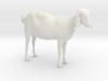 3D Scanned Nubian Goat  3d printed
