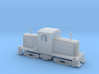N-Scale Whitcomb 44 Ton Switcher 3d printed