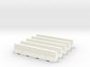 HO - Concrete Jersey 4m 3d printed