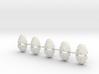 10 Anubis Shoulder Pads 3d printed