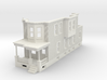 WEST PHILLY ROW HOME END 160 3d printed