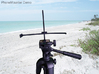 Dragon Touch M8 8 tripod & stabilizer mount 3d printed