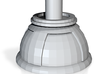 Dalek Plunger 3d printed