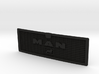 MAN F2000 Silent Grille  3d printed