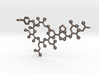Oxytocin Pendant 3d printed