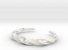 Ribbon Möbius bracelet - Small 3d printed