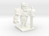 Barbarian King  3d printed