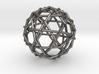 0461 Woven Truncated Icosahedron (U25) 3d printed