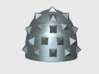 10x Spiked Pauldron - G:6a Shoulder Pad 3d printed