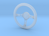 Steering wheel Grant Gt Replica 1/10 Scale 3d printed