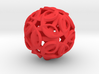 hydrangea ball 07 3d printed