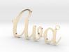 Ava Pendant 3d printed