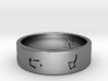 Stargate Ring size 10 (UK size T 1/2) 3d printed