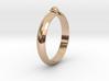 Ø18.19 mm /Ø0.716 inch Arrow Ring Style 2 3d printed