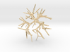 Shortest Walk Algorithm Coral Approximation 3d printed