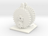 Gear Tower Clock - Motorized Base Only 3d printed